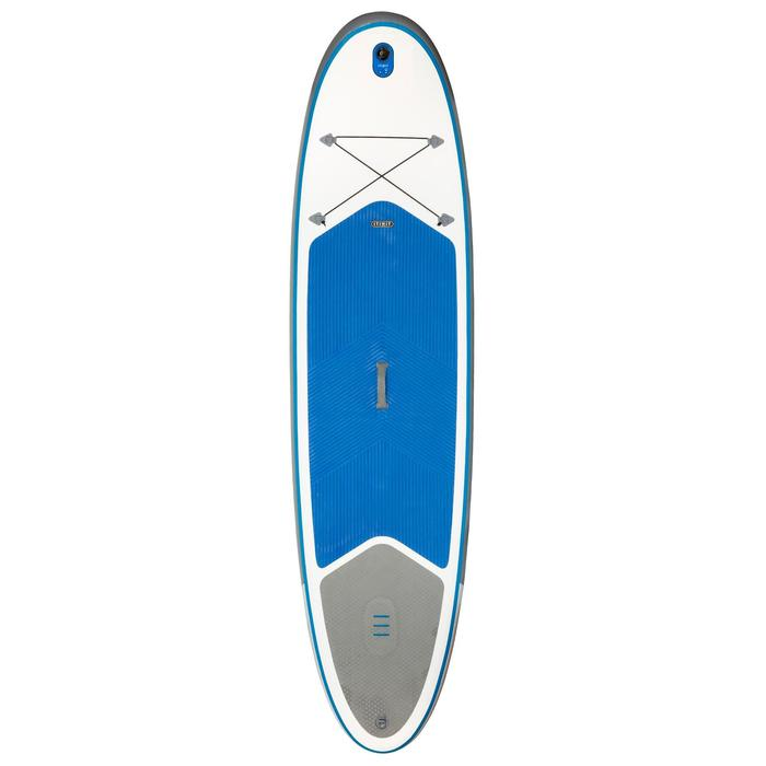 STAND UP PADDLE GONFLABLE RANDONNEE 100 / 10'7 BLEU - 1077695