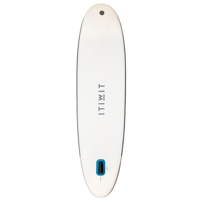 STAND UP PADDLE GONFLABLE RANDONNEE 100 / 10'7 BLEU - 1077697