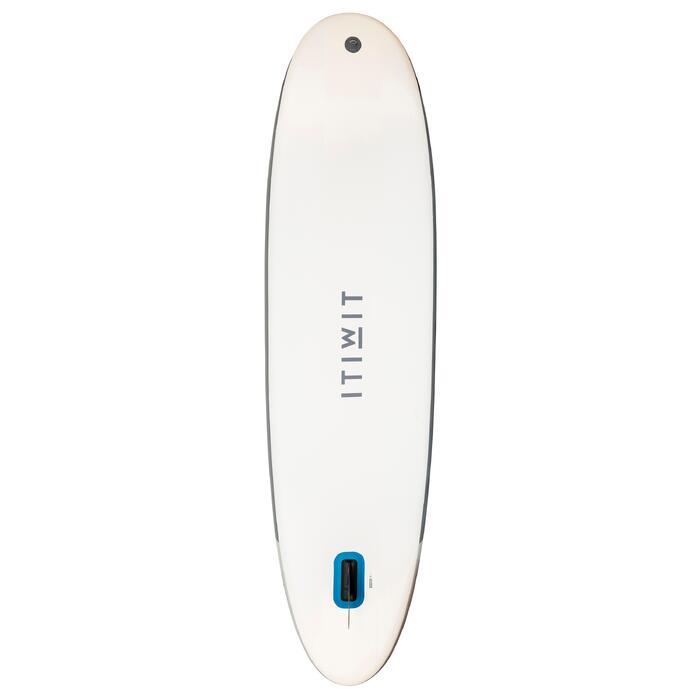 SUP-Board Stand Up Paddle aufblasbar 100 / 10'7 blau