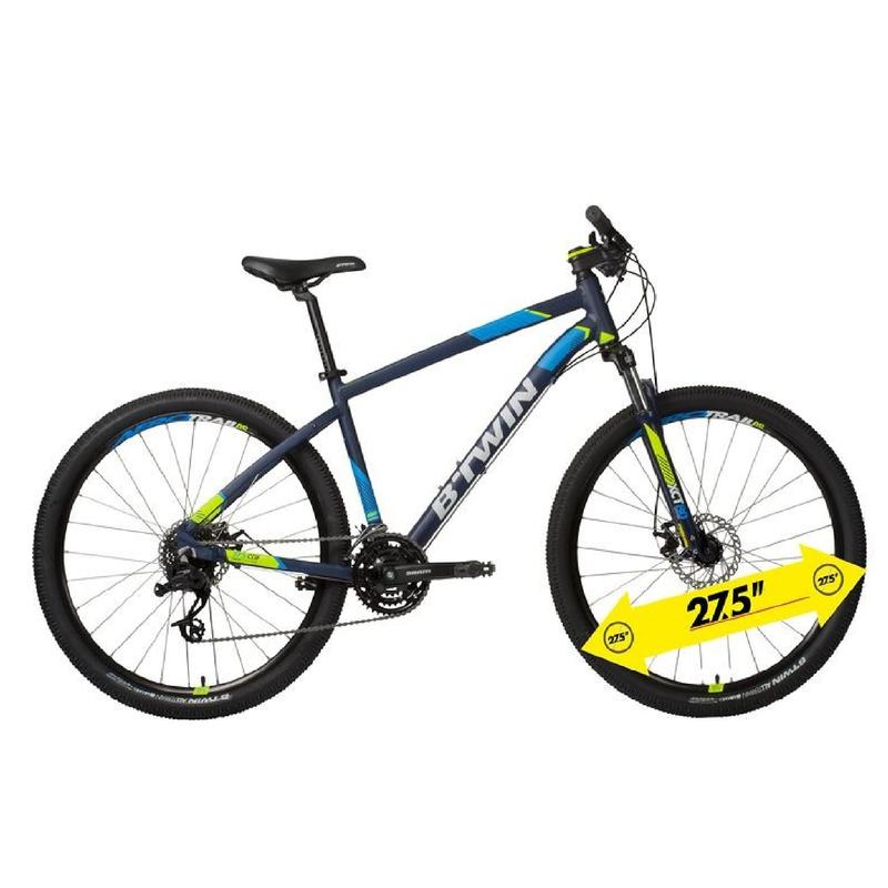 55bca86834 BTWIN ROCKRIDER 520 MTB CYCLE