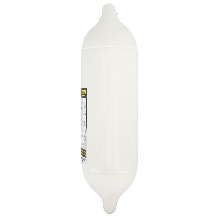 Defensas Barco Vela Plastimo 13x50 Blanco Cabo de Fijación