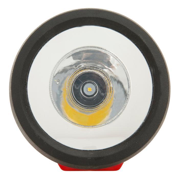 Projecteur LED bateau étanche flottant 150m rouge/noir - 1077874