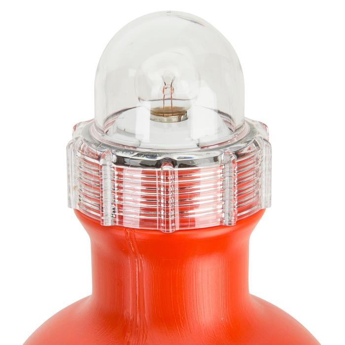 Luz Barco Vela Plastimo Naranja Luz de Emergencia Con Pila