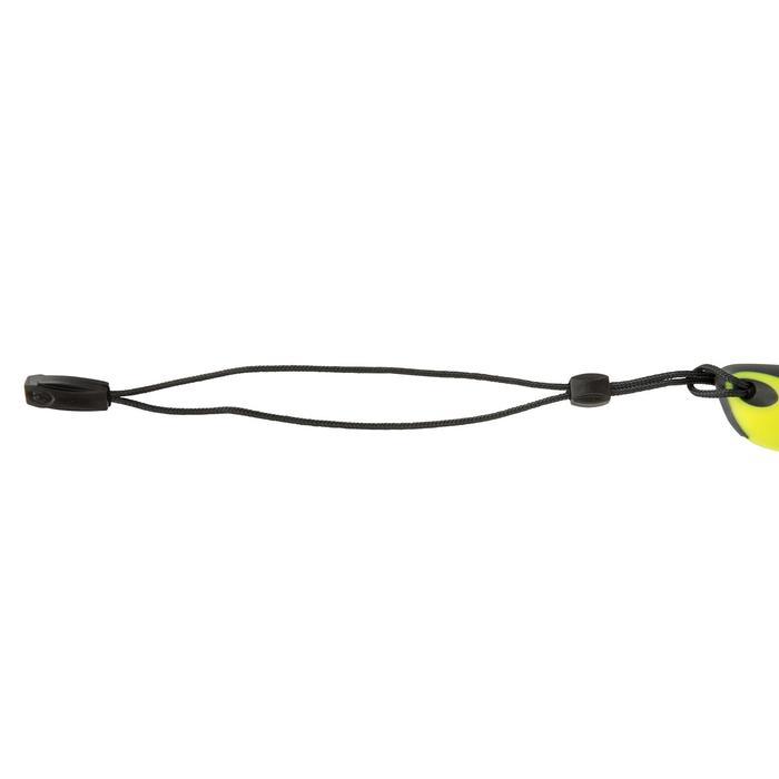 Segelmesser Offshore Schäkelöffner Marlspieker schwarz/gelb