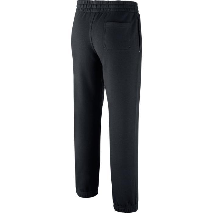 Pantalon molleton garçon noir - 1077923