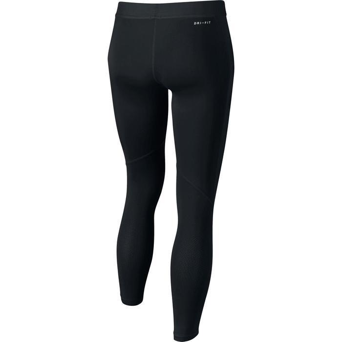 Legging Fitness fille noir - 1077940