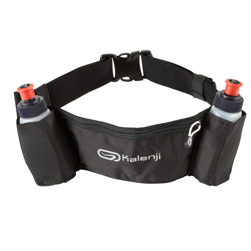 Hydration Running Belt + Bib x2 115 ml
