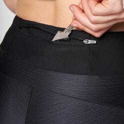 Hardloopbroek Run Dry+ voor dames zwart