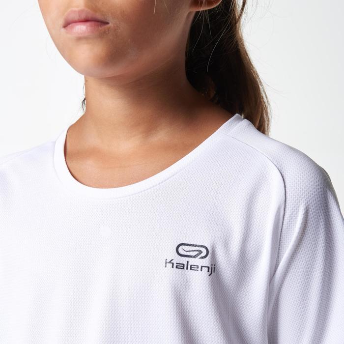 Tee shirt athlétisme enfant run dry - 1078277