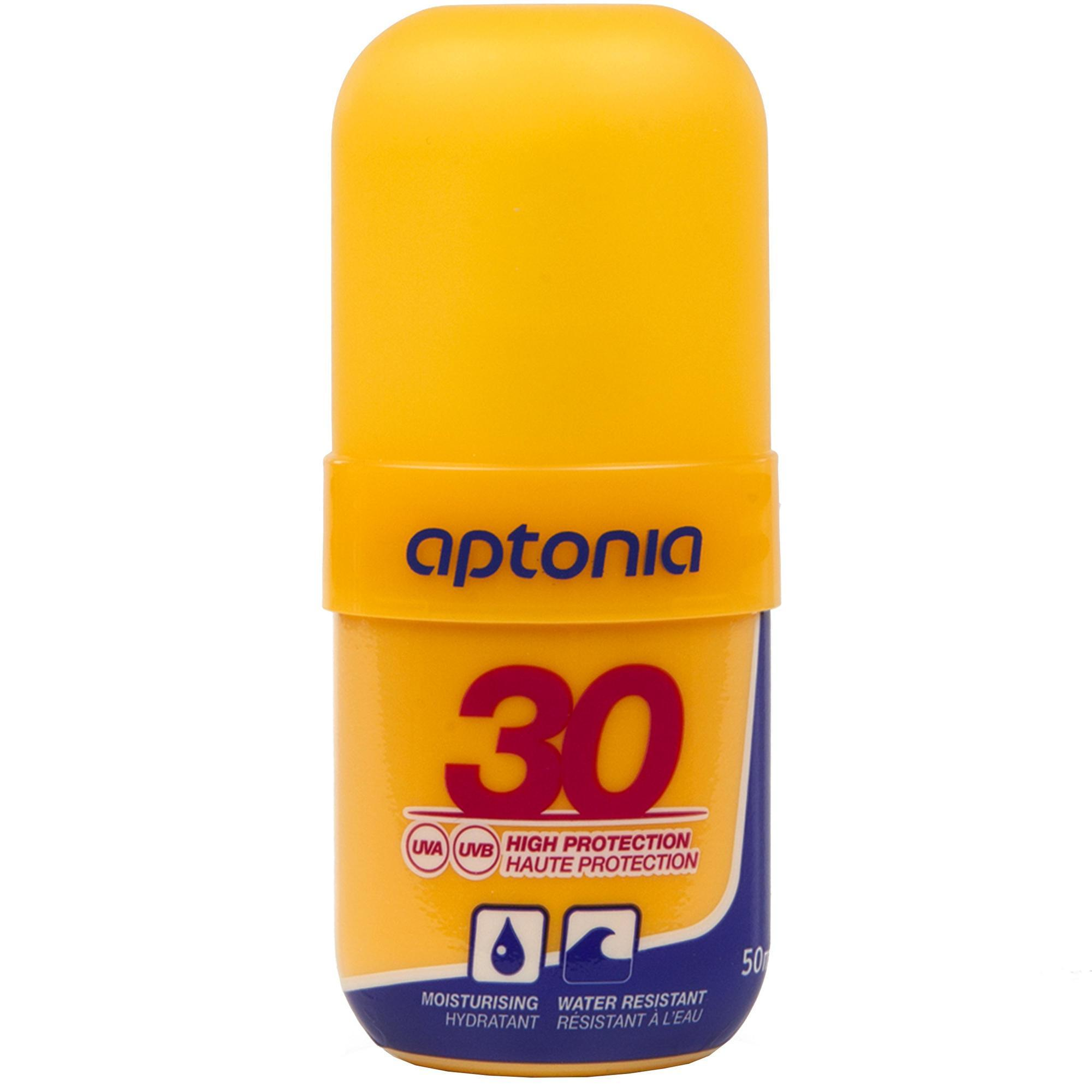 Aptonia Zonnespray factor 30 pocketformaat 50 ml thumbnail