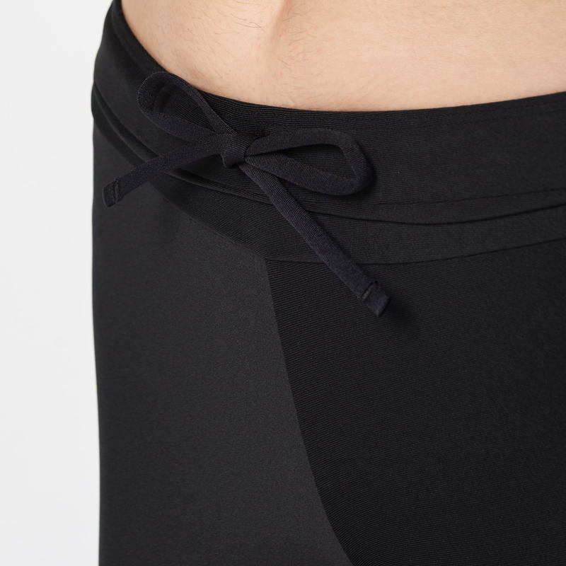 Run Dry Women's Running Tight Shorts - Black