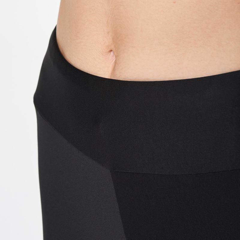 Run Dry Women's Running Tight Shorts - Black