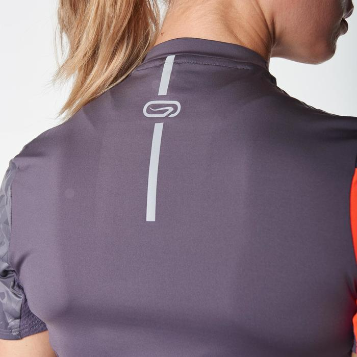 Tee shirt manches courtes perf trail running femme - 1078461