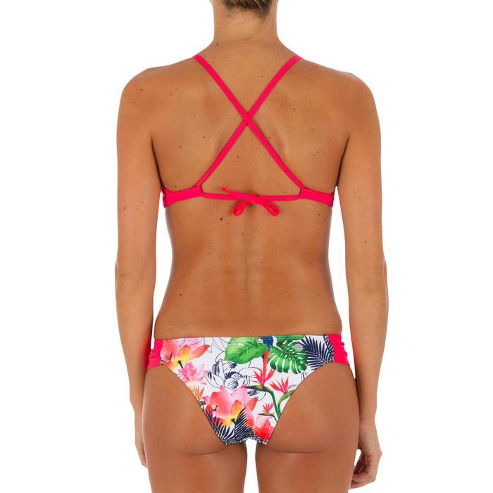 Haut de maillot de bain femme brassière de surf avec coques AGATHA FACET - 1078585