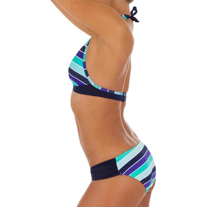 Haut de maillot de bain femme foulard avec fermoir dos BAHIA - 1078589