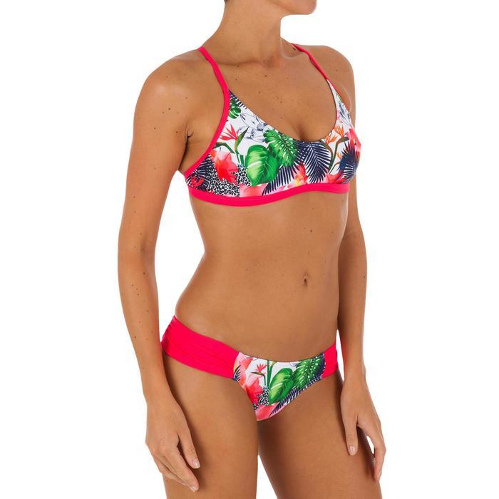 Haut de maillot de bain femme brassière de surf avec coques AGATHA FACET - 1078605