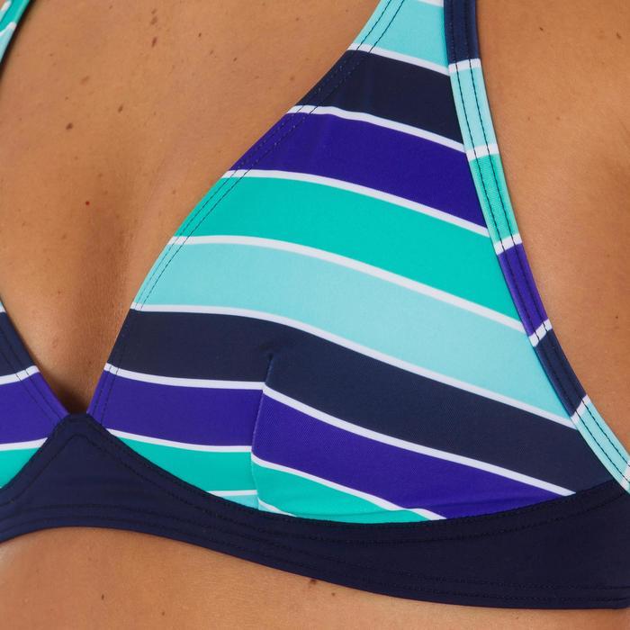 Haut de maillot de bain femme foulard avec fermoir dos BAHIA - 1078643
