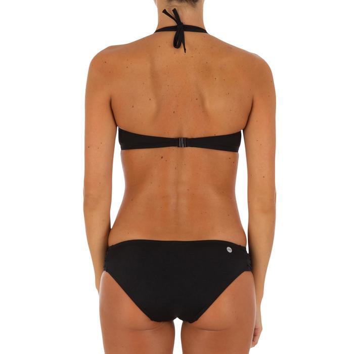 Haut de maillot de bain femme bandeau armatures avec lien cou amovible - 1078657