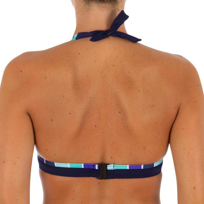 Haut de maillot de bain femme foulard avec fermoir dos BAHIA - 1078664