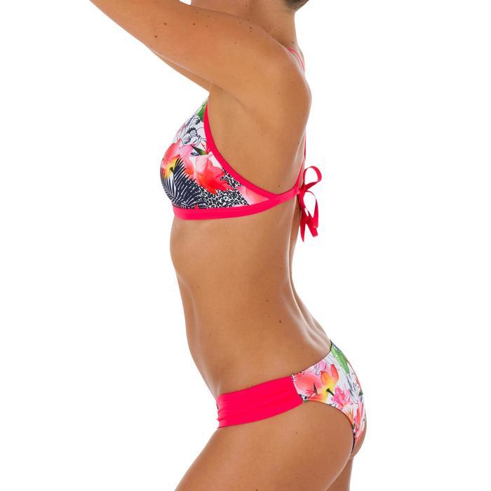 Haut de maillot de bain femme brassière de surf avec coques AGATHA FACET - 1078677