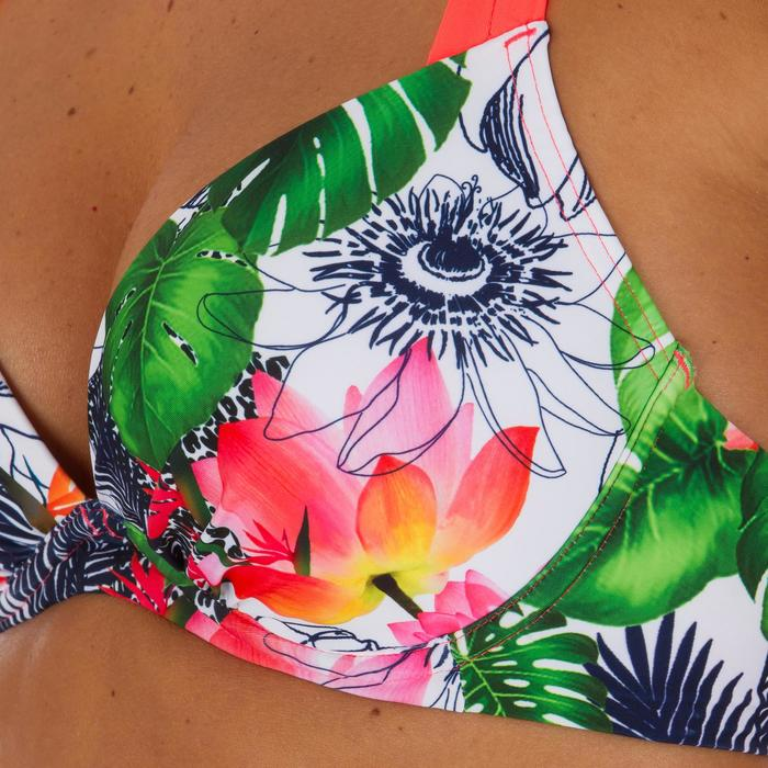 Sujetador de bikini mujer push up con aros ELENA AMAZONIA