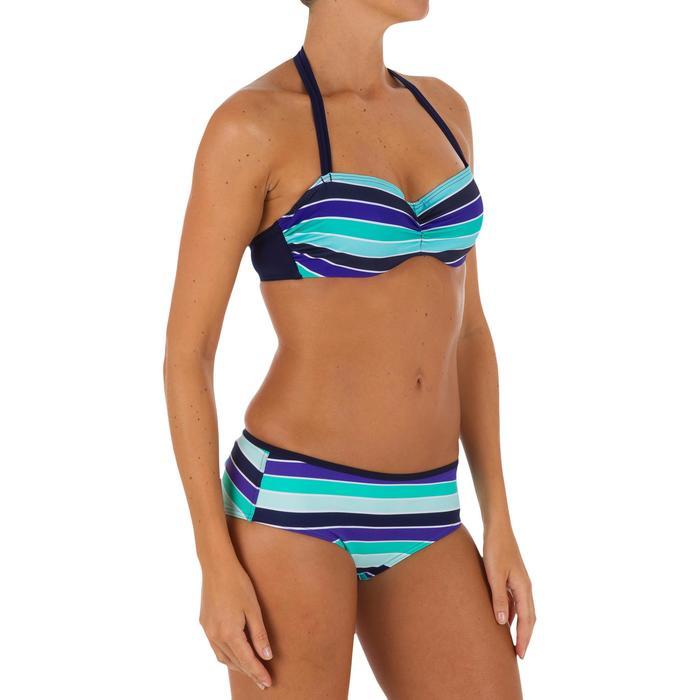 Bas de maillot de bain shorty de surf femme VERA - 1078804