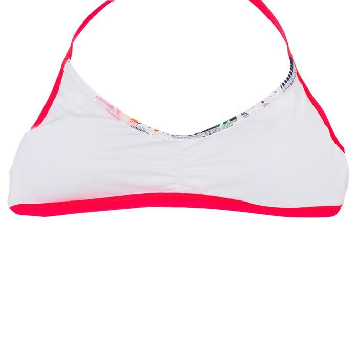 Haut de maillot de bain femme brassière de surf avec coques AGATHA FACET - 1078815