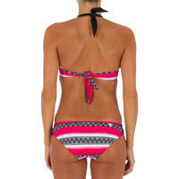 Top de bikini push up con copas fijas ELENA GUARANA