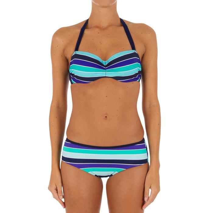 Bas de maillot de bain shorty de surf femme VERA - 1078885