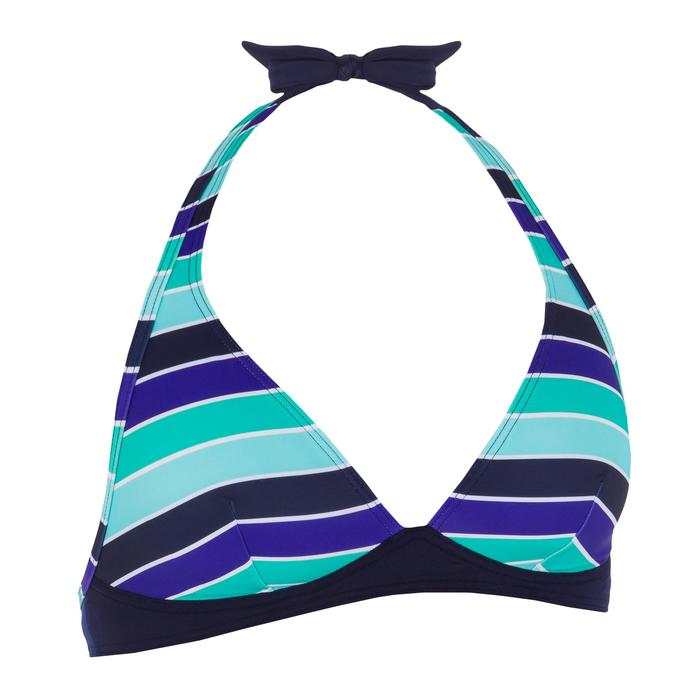 Haut de maillot de bain femme foulard avec fermoir dos BAHIA - 1078922
