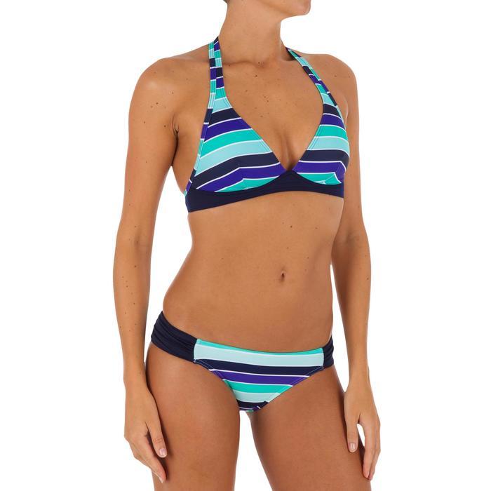 Haut de maillot de bain femme foulard avec fermoir dos BAHIA - 1078956