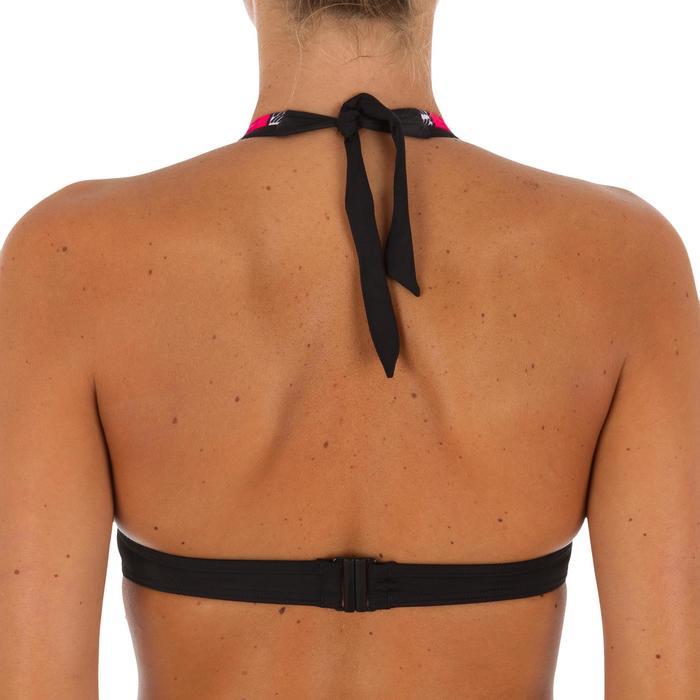 Sujetador de bikini mujer forma fular con cierre en la espalda BAHIA GUARANA