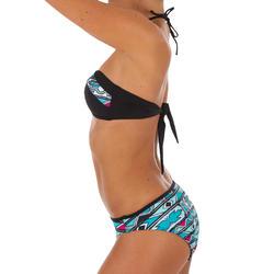 Dames bikinibroekje Nina Isiketu voor surfen - 1079033