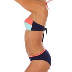 Panty de bikini mujer CLÁSICA NINA COLOR BLOCK