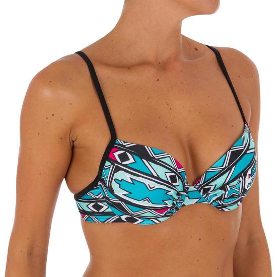Balconnet bikinitop Elo Mosaica met licht push-up effect - 1079129