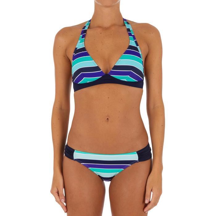 Braguita de bikini de surf mujer frunces en los lados NIKI MALIBU