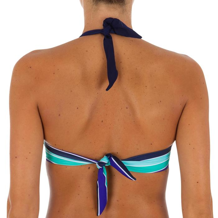 Sujetador de bikini mujer push up con copas fijas ELENA MALIBU