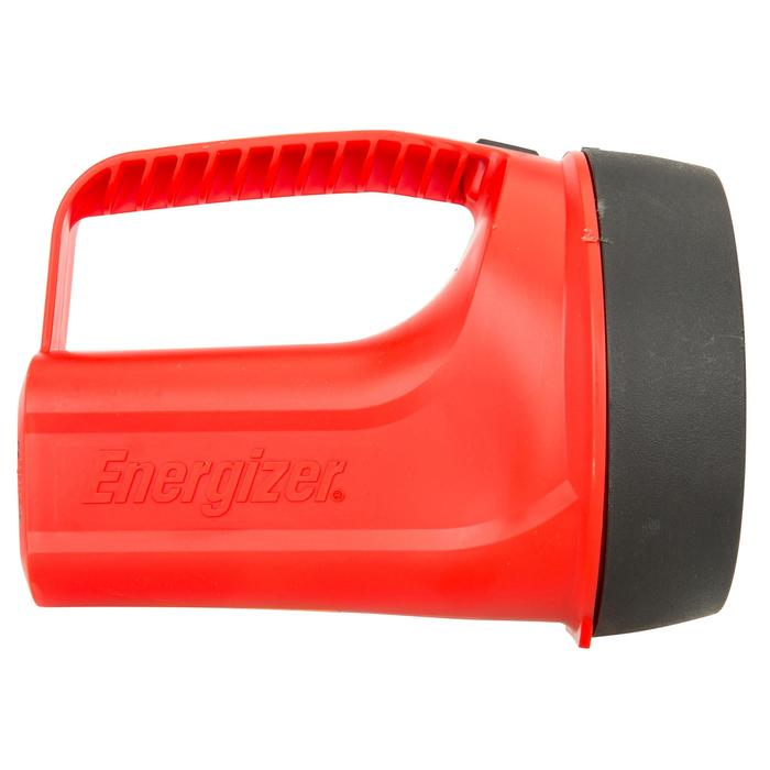 LED-Scheinwerfer wasserdicht schwimmfähig 150m Segeln rot/schwarz
