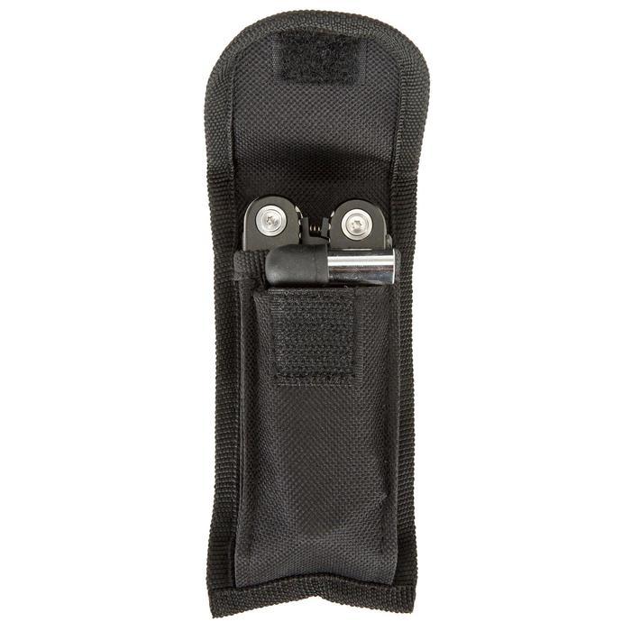 Multifunktionszange rostfreier Stahl Cap Horn schwarz