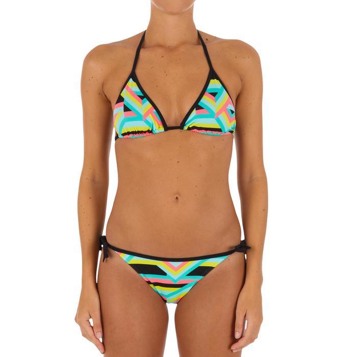 Bas de maillot de bain de surf FEMME SOFY GUARANA - 1079401