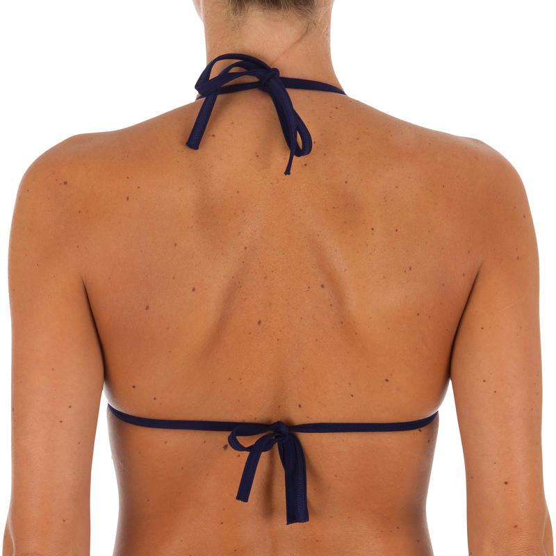 Haut de maillot de bain femme triangle coulissant MAE basic MALIBU