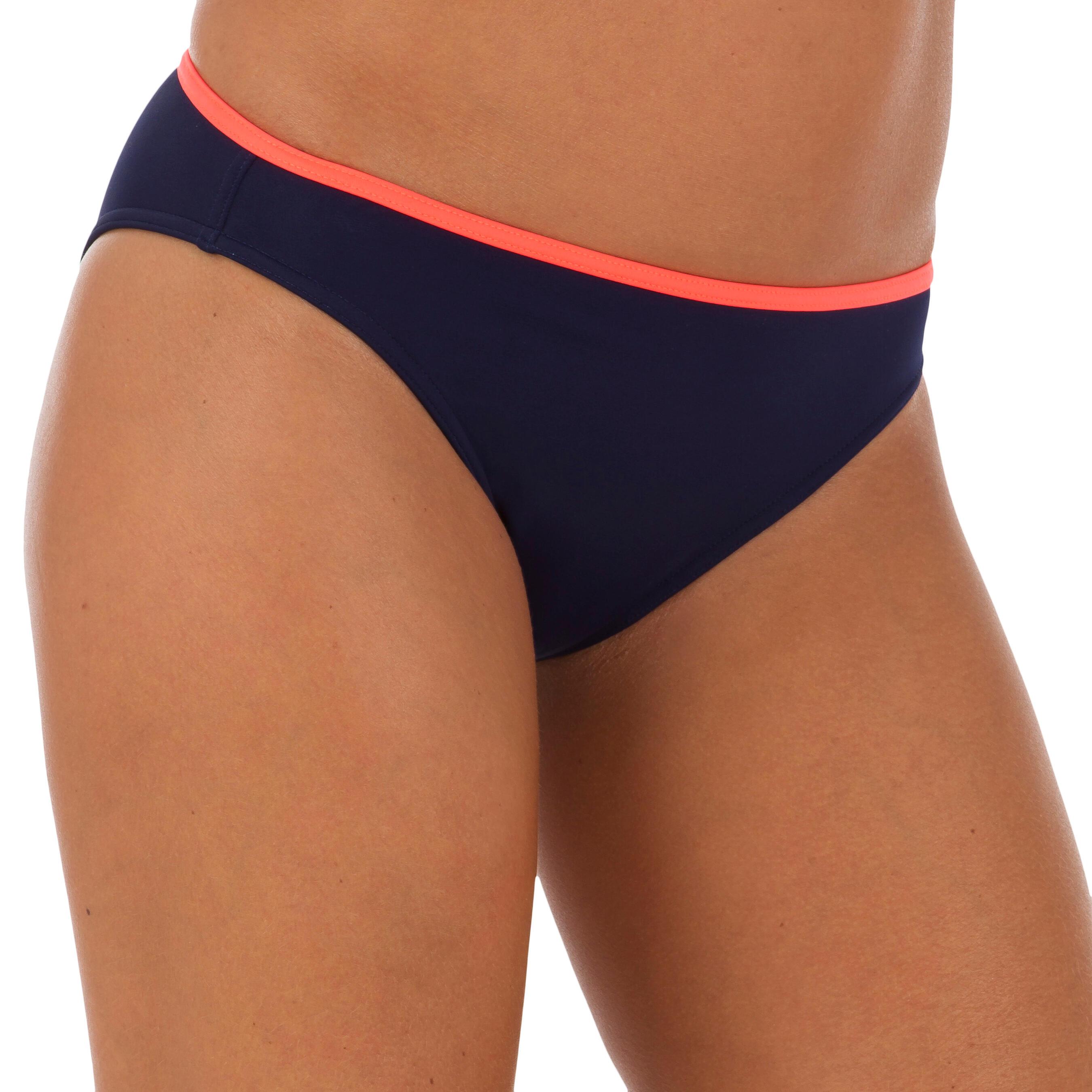 Olaian Klassiek bikinibroekje voor dames Nina Color Block