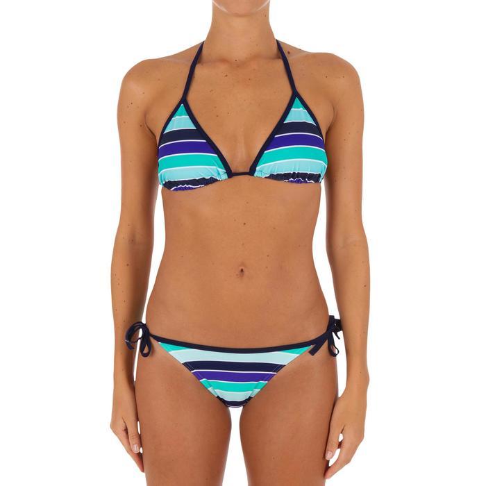 Bas de maillot de bain de surf FEMME SOFY GUARANA - 1079469