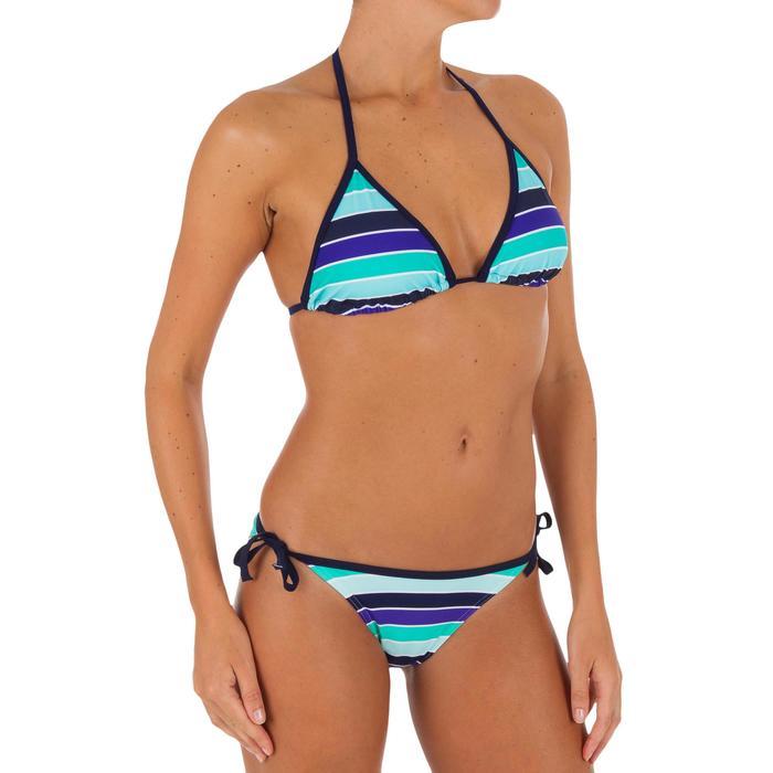 Bas de maillot de bain de surf FEMME SOFY GUARANA - 1079493