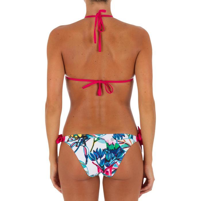 Haut de maillot de bain femme triangle coulissant avec coques MAE FESTA