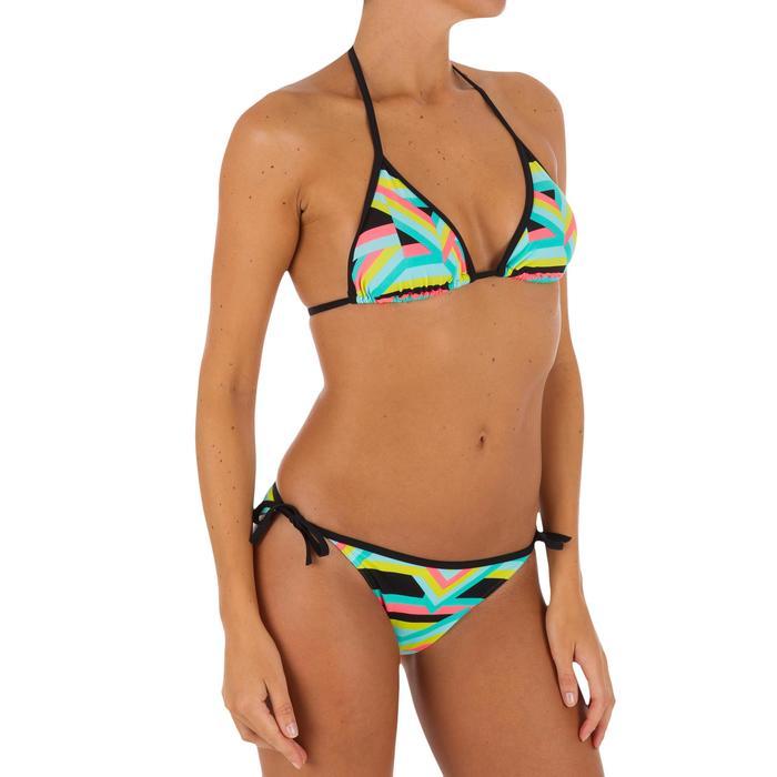 Dames bikinibroekje met striksluiting opzij Sofy Keola Maldives