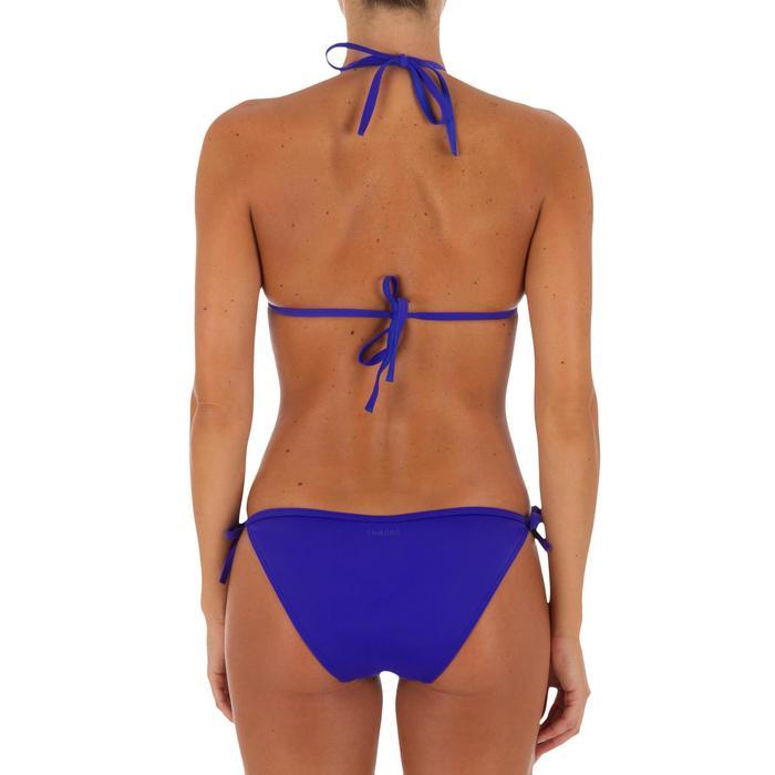 Bas de maillot de bain de surf femme nouée côté SOFY ORIGAMI - 1079524