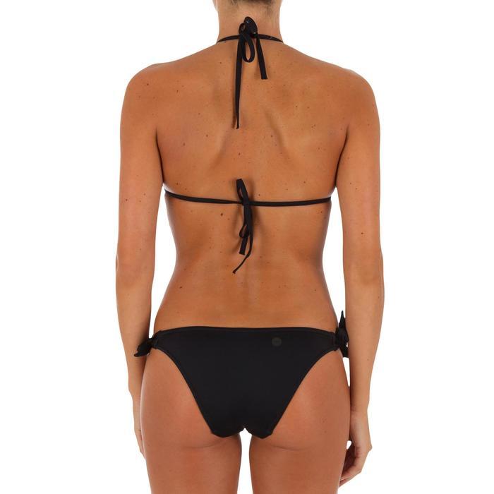 Haut de maillot de bain femme triangle coulissant avec coques MAE COLOR BLOCK FR - 1079527