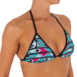 Sujetador de bikini triángulos corredizos con copas para mujer MAE ISIKETU