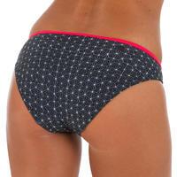 Panty DE bikini para mujer CLÁSICA NINA MOSAICA